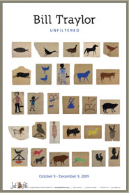 Bill Traylor Unfiltered Poster