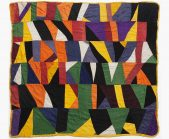 quilt crazy abstract