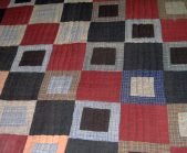 quilt wool and linen